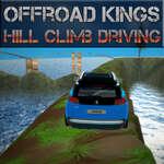 Offroad Kings Hill Climb Driving Spiel