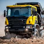 Offroad Animal Truck Transport Spiel