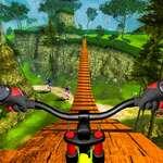 Offroad Ciclo 3D Racing Simulador juego