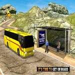 Шофьор на пътнически автобус Off Road Uphill 2k20 игра
