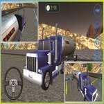 Jeu de simulation de conduite de transport de pétroliers jeu