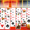 Oude Circus Solitaire spel