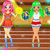 Olimpiadi Cheerleaders gioco