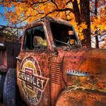 Vechi Rusty Cars Diferențe joc