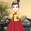 Oriental Girl Dress Up game