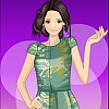 Oriental Influence Fashion Dress Up game