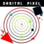 Orbital Pixel game
