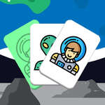 Outer Space Memory game