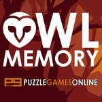 Памет за бухал игра