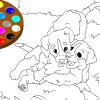 Farba mi psov hra