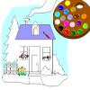 Dipingere mi casa gioco
