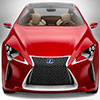 Parties de photo Lexus jeu