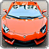 Parties de photo Lamborghini jeu