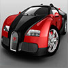 Parties de photo Bugatti jeu