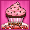 Papas Cupcakeria game