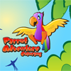 Parrot Adventure Coloring game