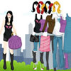 Park Girl Dress Up game