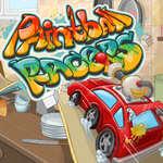 Paintball Racers joc