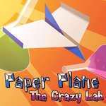 Papierflugzeug Das verrückte Labor Spiel