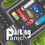 Pánico de estacionamiento juego