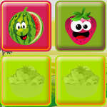 Pair Fruits game