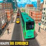 Jeu de Passenger Bus Simulator City jeu