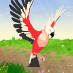 Papageien-Simulator Spiel