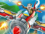 Panda Commander Air Combat game