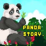 Panda történet játék