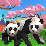 Panda Simulator Spiel
