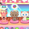 Pet shop management game