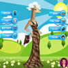 Peppys Pet Caring - Ms Giraffe game