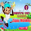 Peppys animal bienveillant - singe Zippy jeu