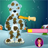 Peppys Pet Caring - Polar Bear game