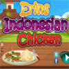 Peppys Cooking Class - Erins indonesian chicken game