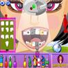 Chica Peppy en el dentista juego