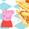 Peppa Pig decorated bakery game