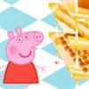 Peppa Pig eingerichtete Bäckerei Spiel