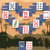 Perzský sprievodca Solitaire hra