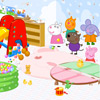 Peppa Pig speelkamer decoratie spel
