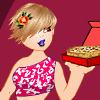 Perky Pizza DressUp juego