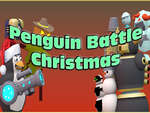 Penguin Battle Christmas game