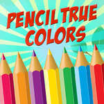 Pencil True Colors game