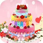 Перфектна сватбена торта игра