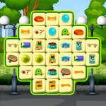 Soins pour animaux de compagnie Mahjong jeu