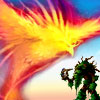 игра Феникс летать далеко
