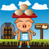 Pig Catching Eggs game