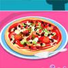 Pizza Master koken spel