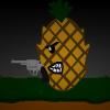 Ananász Last Stand játék
