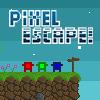 Pixel Escape spel
